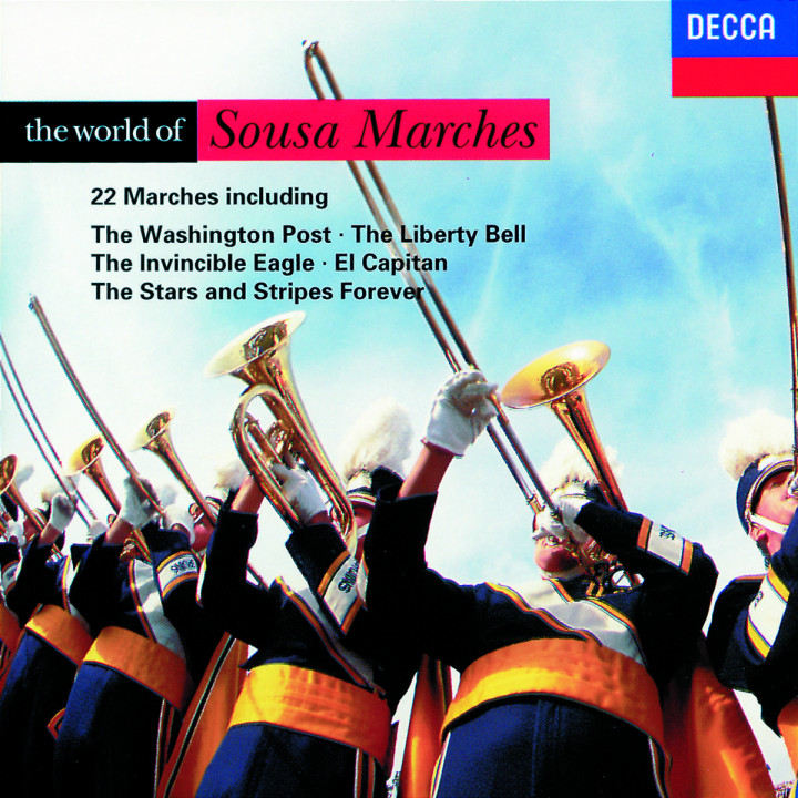 The World of Sousa Marches 0028944339226
