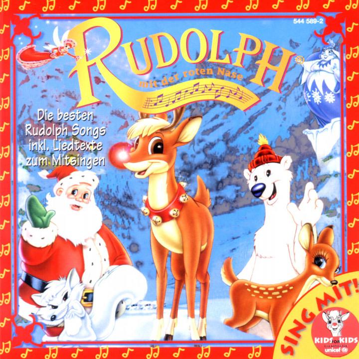 Rudolph mit der roten Nase - Die besten Rudolph Songs 0731454458922