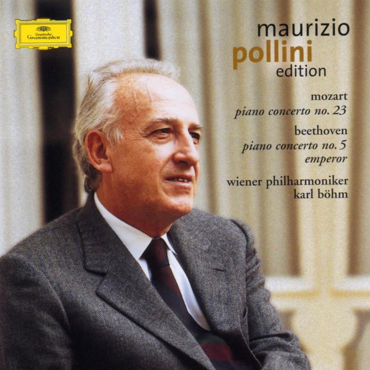 """Mozart: Piano Concerto No.23 / Beethoven: Piano Concerto No.5 """"Emperor"""" 0028947135126"""
