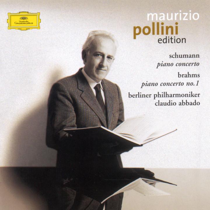 Schumann: Piano Concerto Op.54 / Brahms: Piano Concerto No.1 0028947135322