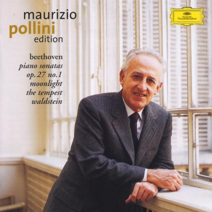 """Klaviersonaten Nr. 13, Nr. 14 """"Mondschein-Sonate"""", Nr. 17 """"Der Sturm"""", Nr. 21 """"Waldstein-Sonate"""""""
