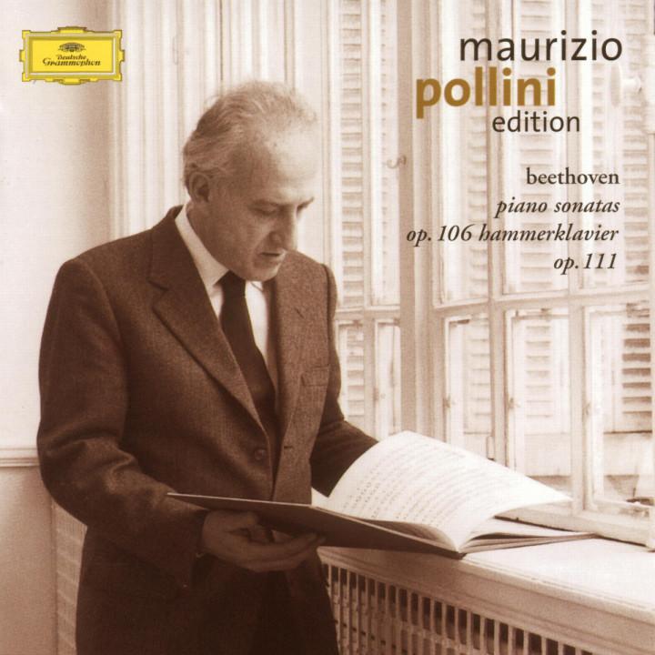 """Beethoven: Piano Sonatas Op.106 """"Hammerklavier"""" & Op.111 0028947135528"""