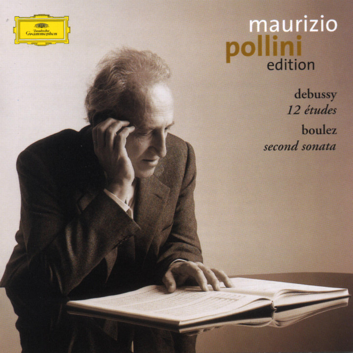 Debussy: 12 Etudes / Boulez: Sonata No.2 0028947135920