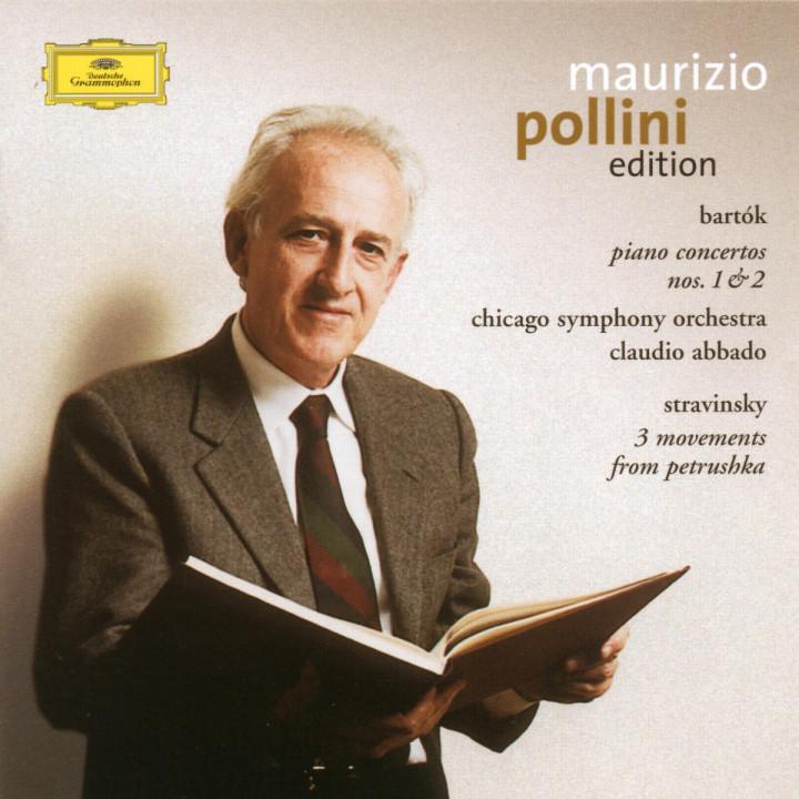 Stravinsky: 3 Dances from Petrushka / Bartók: Piano Concertos Nos.1 & 2 0028947136024