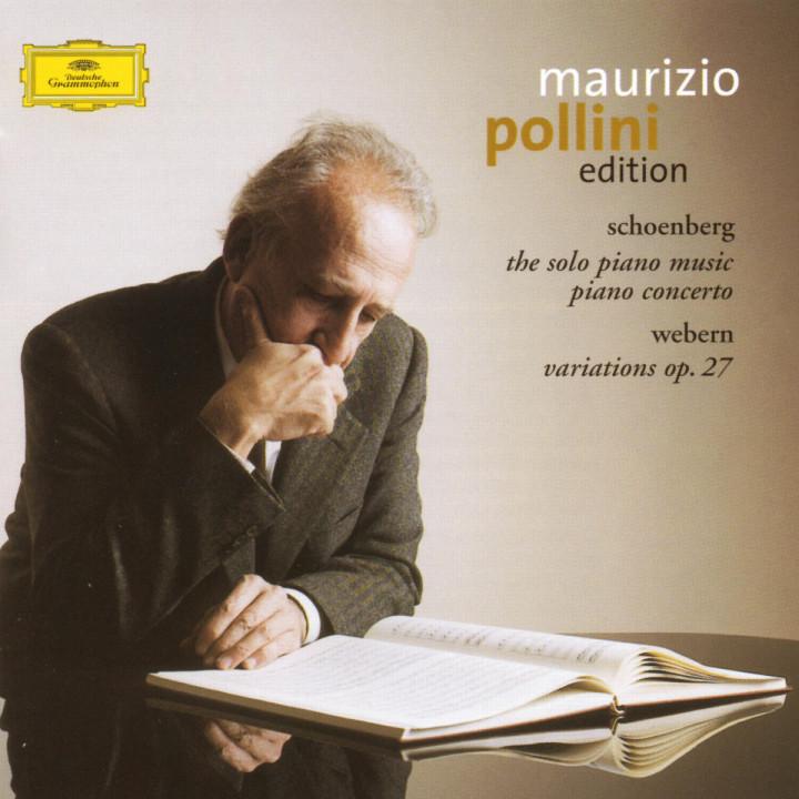 Klavierwerke, Klavierkonzert, Variationen für Klavier op. 27
