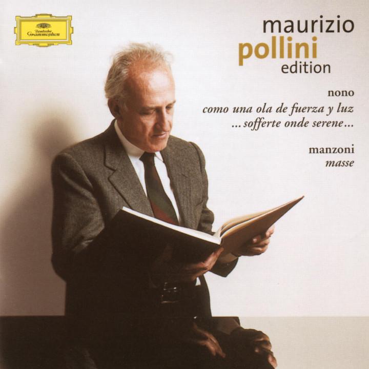 Nono: Como una ola de fuerza y luz / Manzoni: Masse: ommagio a Edgar Varèse 0028947136220