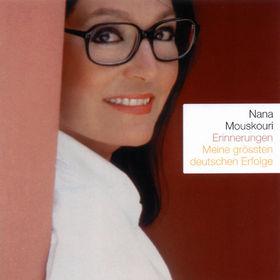 Nana Mouskouri, Erinnerungen - Meine größten deutschen Erfolge, 00731454291422