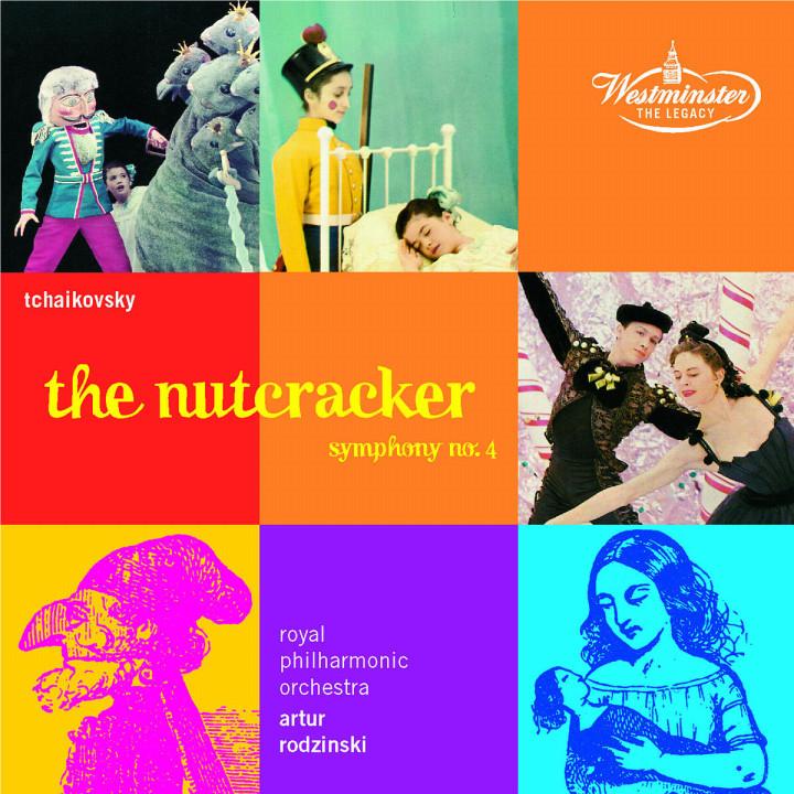 Der Nußknacker; Sinfonie Nr. 4 0028947122821