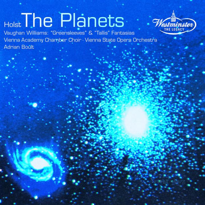 Die Planeten; Phantasie über Greensleeves; Phantasie über ein Thema von Thomas Tallis 0028947124029