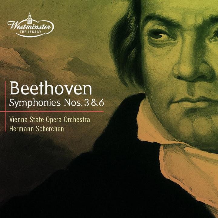 """Sinfonie Nr. 3 """"Eroica""""; Sinfonie Nr. 6 """"Pastorale"""" 0028947124122"""