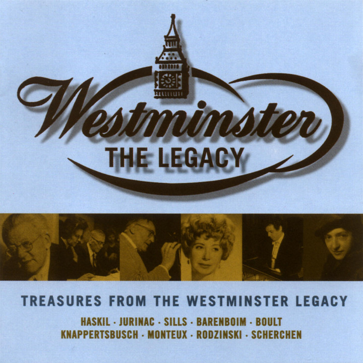 Westminster - The Legacy; Sampler Collection 0028947127125