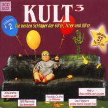 Various Artists, Kult - Die Besten Schlager Der 60er, 70er & 80er, 00731455681420