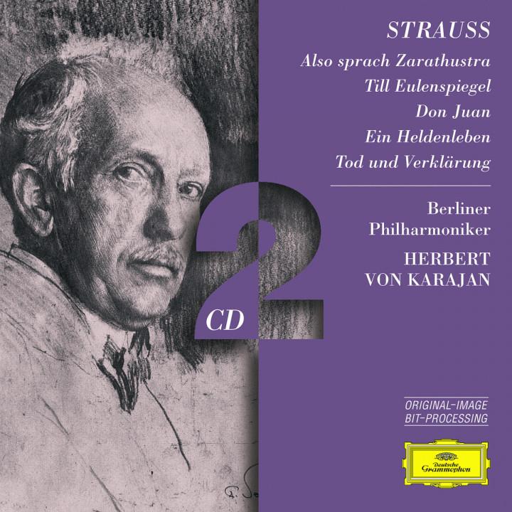 R. Strauss: Zarathustra; Till; Don J: uan; Heldenleben; Tod & Verklärung 0028945951522