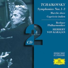 Peter Tschaikowsky, Tchaikovsky: Symphonies Nos.1 - 3, Marche slave, Capriccio italien - BP/, 00028945951829