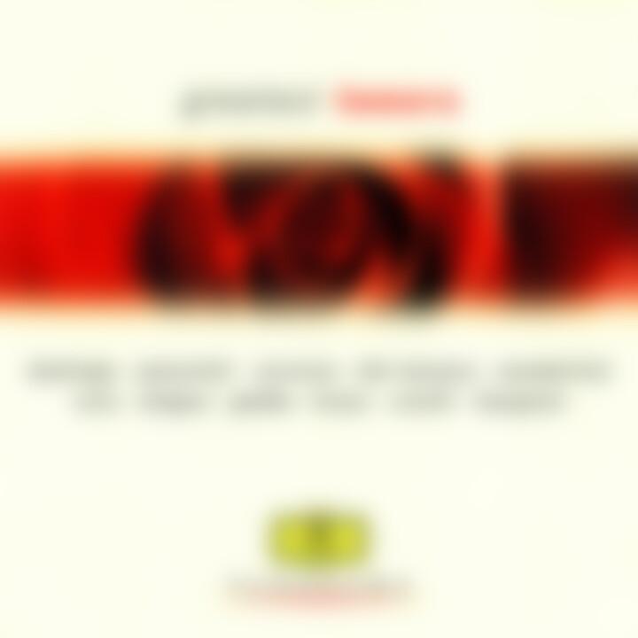 Greatest Hits - Die größten Tenöre 0028946932520