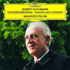 Robert Schumann, Davidsbündlertänze, Concert sans orchestre, 00028947136927