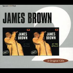 James Brown, Live At The Apollo Vol.1 & 2, 00731453926127