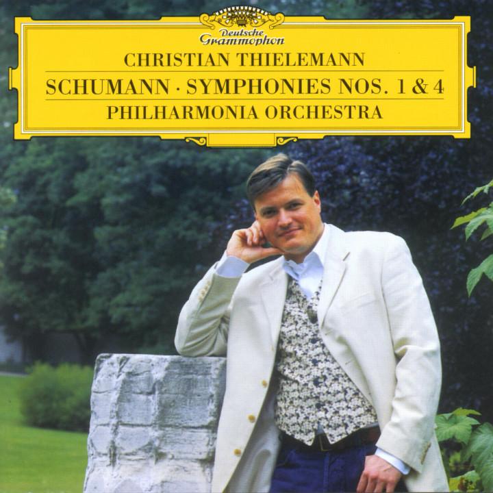 Sinfonien Nr. 1 & 4 0028946970025