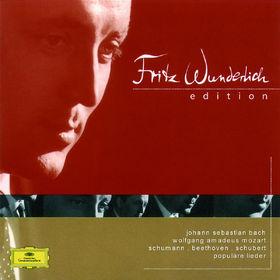 Johann Sebastian Bach, Fritz Wunderlich Edition, 00028947211327