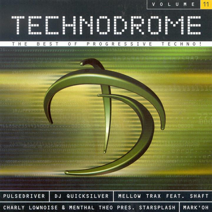 Technodrome (Vol. 11) 0731458423920