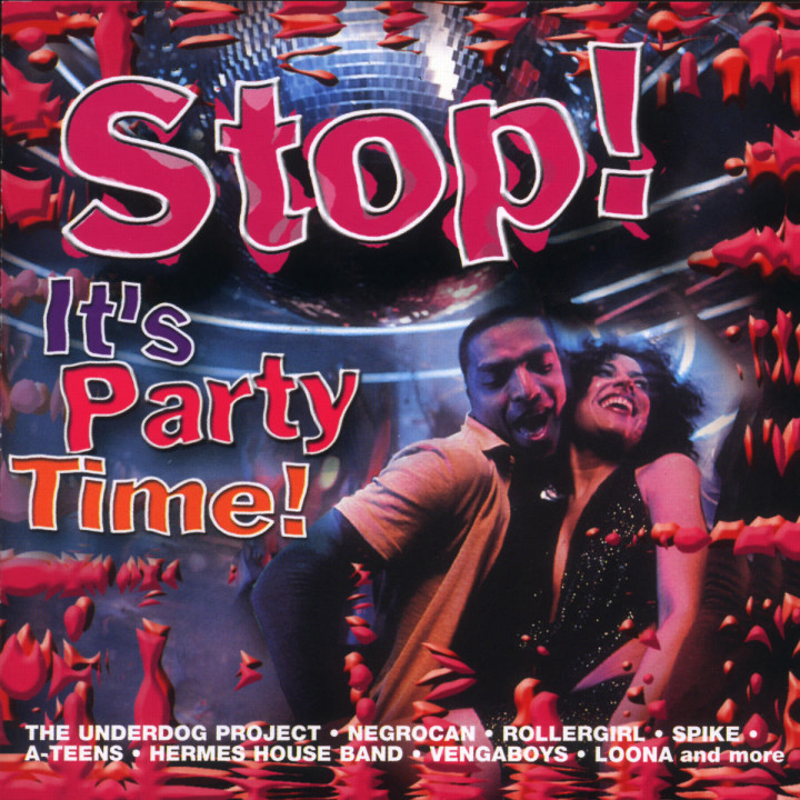 Stop! It's Party Time! 0731458561220