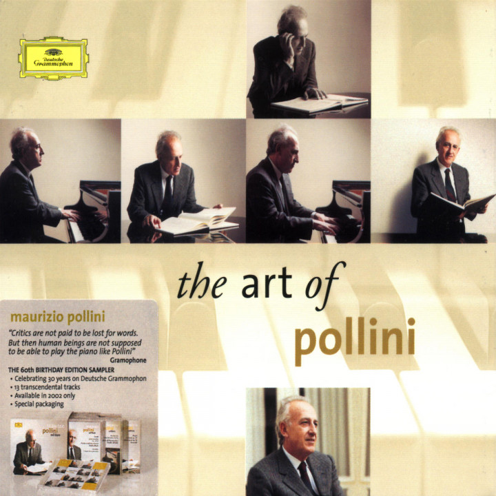The Art Of Pollini 0028947100029