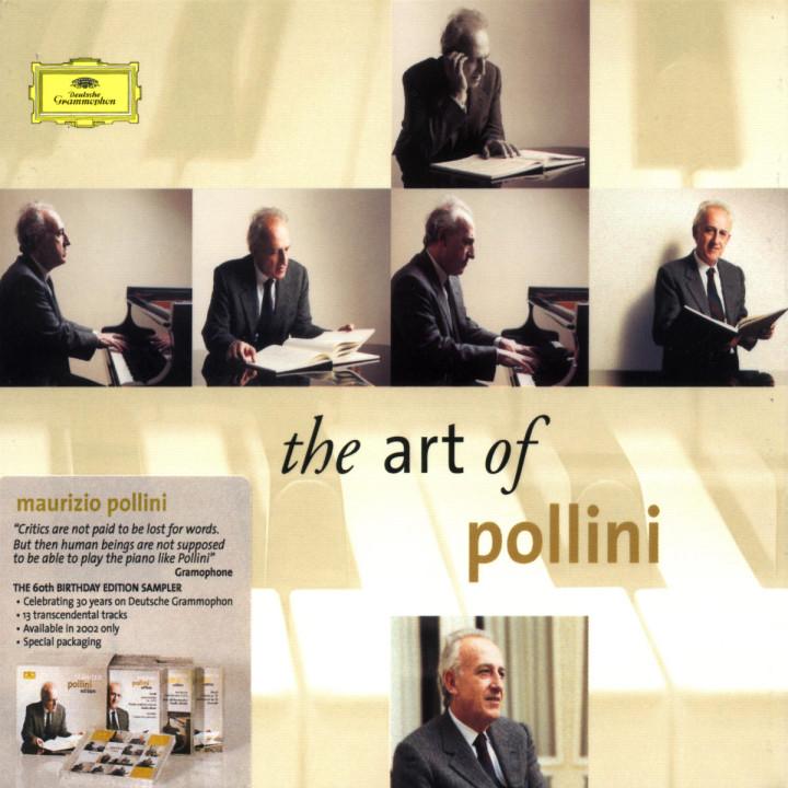 The Art Of Pollini 0028947100029