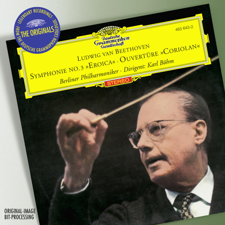 "Beethoven: Symphony No.3 ""Eroica""; Overture ""Coriolan"" 0028946364329"