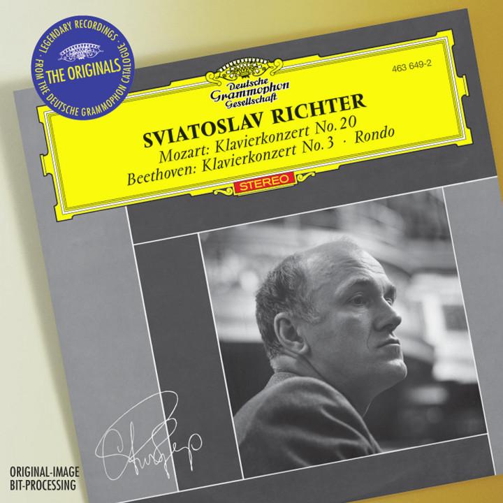 Mozart: Piano Concerto K.466 / Beethoven: Piano Concerto No.3; Rondo WoO 6 0028946364927