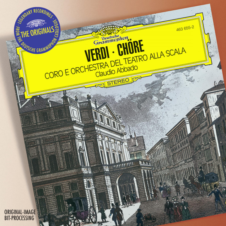 Verdi: Opera Choruses 0028946365526