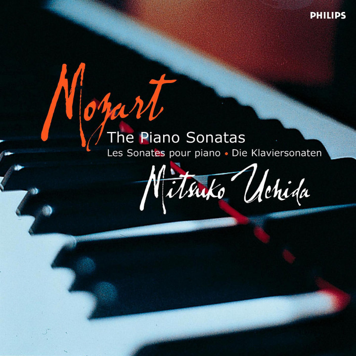 Mozart: The Piano Sonatas 0028946835625