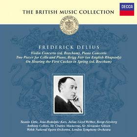 Violinkonzert, Klavierkonzert, On Hearing The First Cuckoo In Spring, 00028947019022