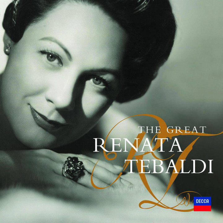 The Great Renata Tebaldi 0028947028022