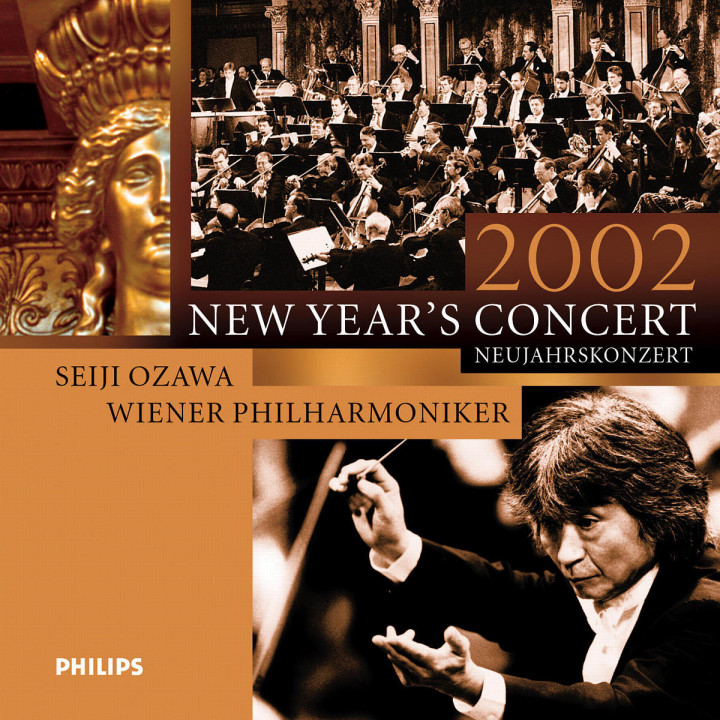 New Year's Day Concert 2002 0028946899926
