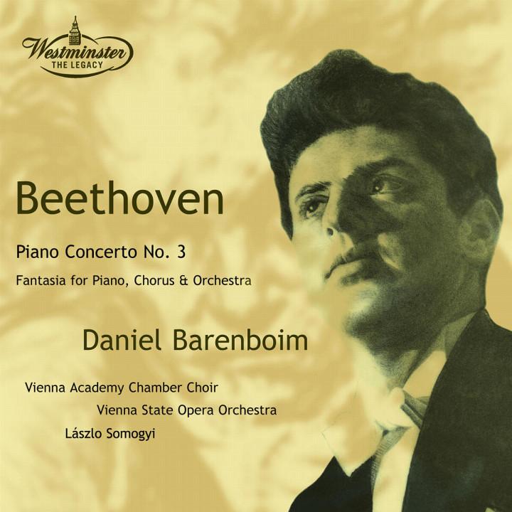 Klavierkonzert Nr. 3; Chorfantasie 0028947123121