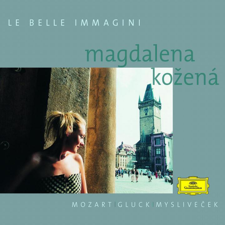 Magdalena Kozená - Mozart / Gluck / Myslivecek Arias 0028947133423