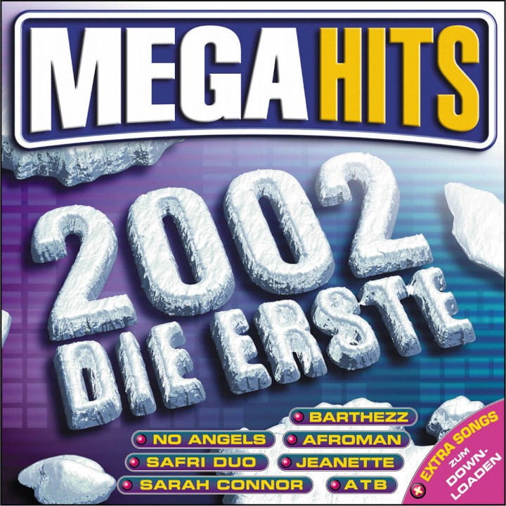 Mega Hits 2002 - Die Erste 0731458434728