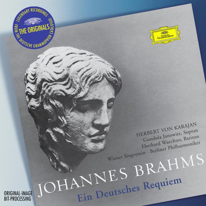 Brahms: Ein Deutsches Requiem 0028946366125