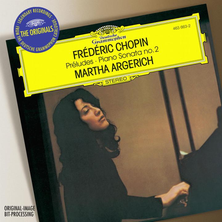 Chopin: Preludes; Sonata No.2 0028946366321