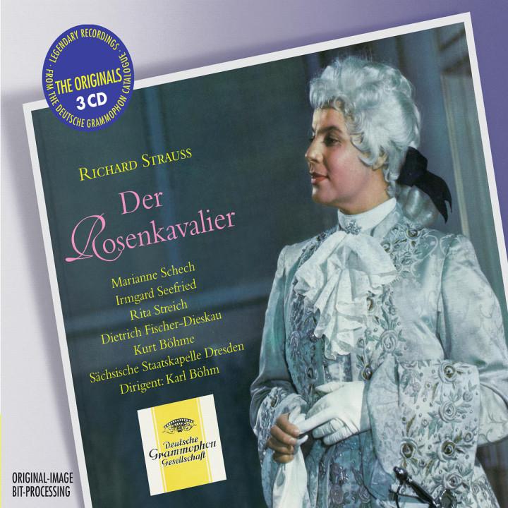 Strauss: Der Rosenkavalier 0028946366826