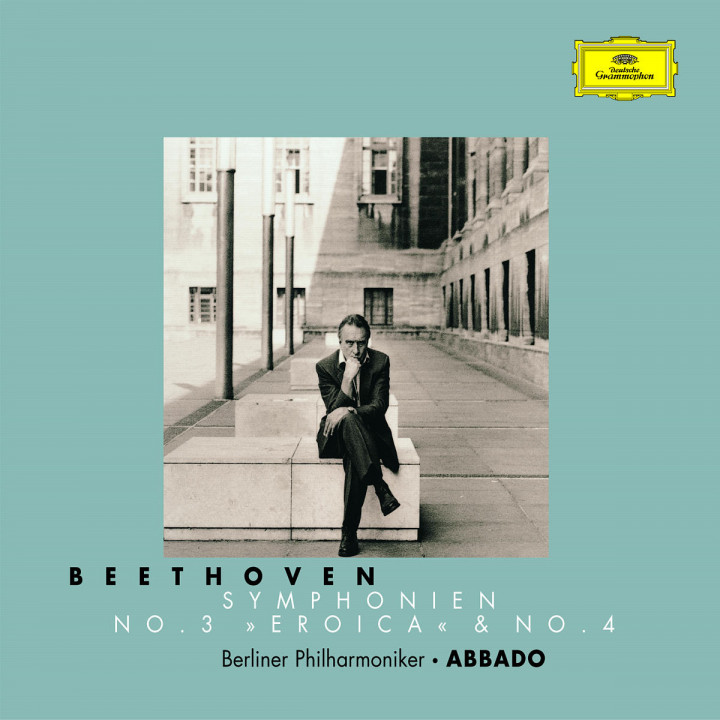 Beethoven: Symphonies Nos.3 & 4 0028947148823
