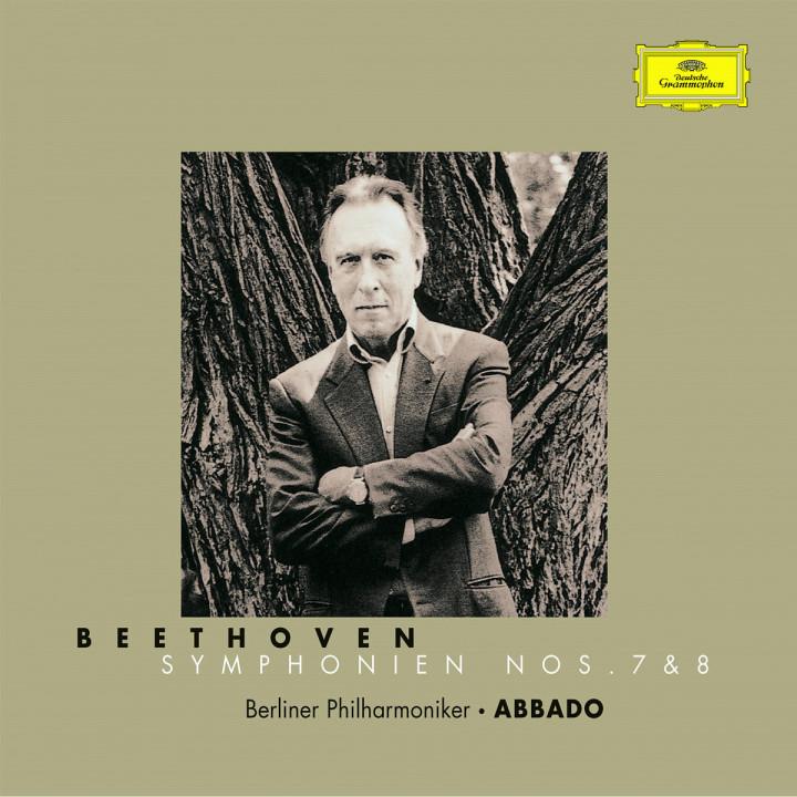 Beethoven: Symphonies Nos.7 & 8 0028947149020
