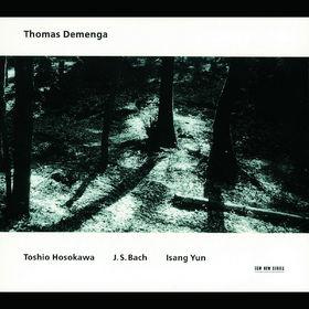 Johann Sebastian Bach, Thomas Demenga, 00028946186220