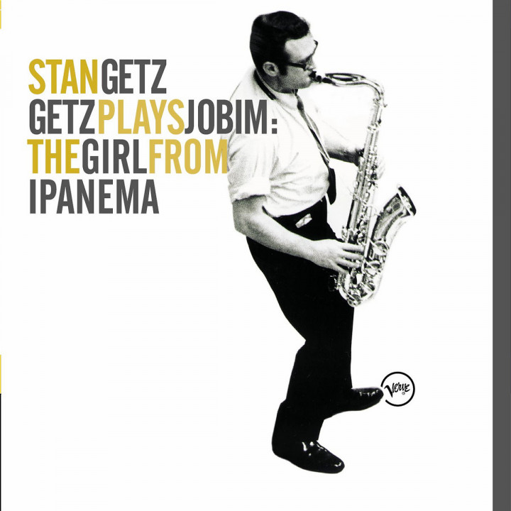 Getz Plays Jobim: The  Girl From Ipanema 0731458941424