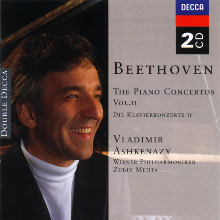 Beethoven:The Piano Concertos Vol.2 0028946890628
