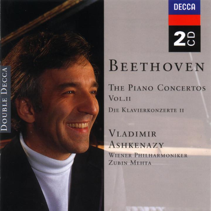 Beethoven:The Piano Concertos Vol.2 0028946890628