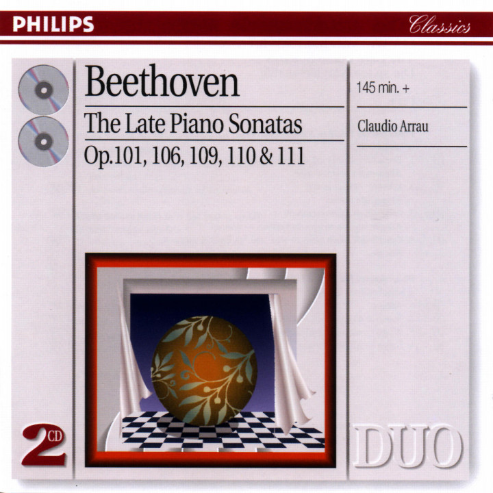 Die späten Klaviersonaten 0028946891227