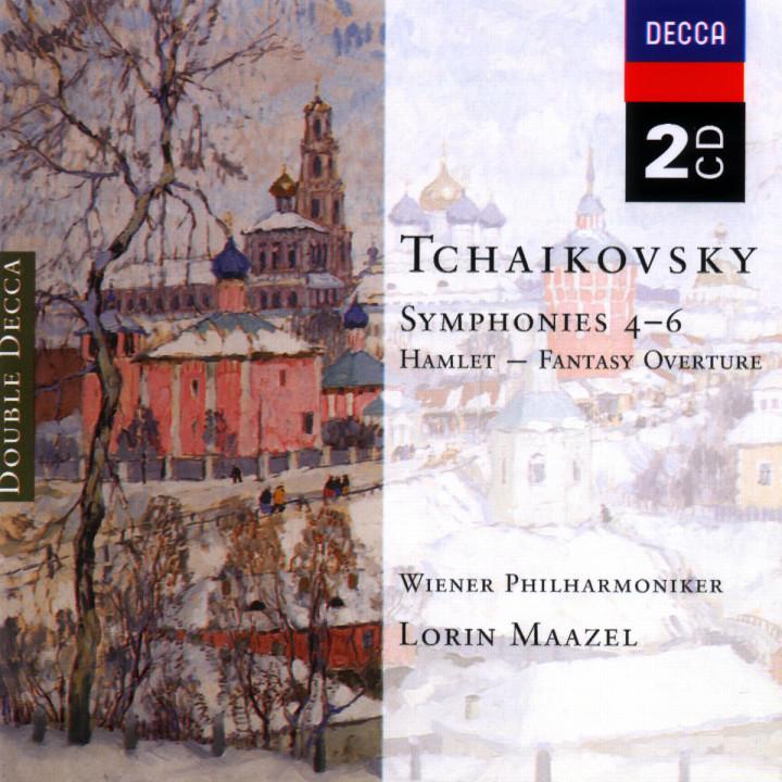 Tchaikovsky: Symphonies Nos. 4-6; Hamlet Overture 0028947006529