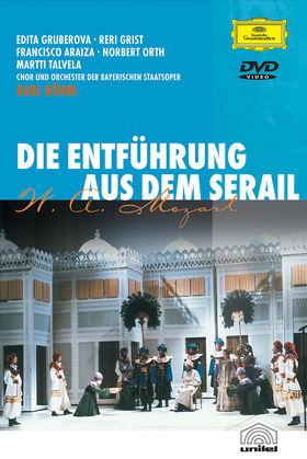 Wolfgang Amadeus Mozart, Die Entführung aus dem Serail, 00044007302095