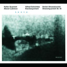 Dmitri Shostakovich, Klavierquintett, Streichquartett Nr. 15, 00028946181522